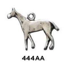 Horse Charm - Sterling Silver