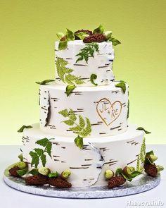Birchtree cake.