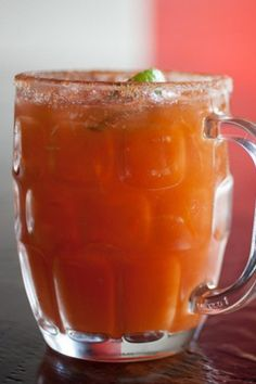 From the ultimate bloody mary bar to jello shots, we've got plenty of game day drink recipes for all your party guests.
