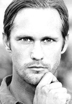 Alexander Skarsgard.. My my my my my.  Hello there.