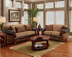 Old World Living Rooms Old World traditional living room furniture