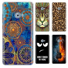 Cartoon Pattern case for Xiaomi Note 2 colorful Soft Silicone TPU New arrival back cover phone bag housing Protective shell
