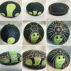 Bildergebnis für Painted Turtle Rocks