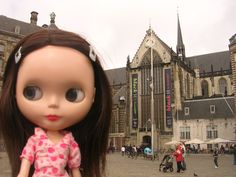 Amsterdam - Nieuwe Kerk - August 2008