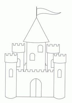 √ Castle Coloring Pages . 6 Castle Coloring Pages . King Arthur Castle Lots Of Great Free Printable Coloring Castle Coloring Page, Colouring Pages, Printable Coloring Pages, Coloring Pages For Kids, Free Coloring, Templates Printable Free, Printables, Castle Backdrop, Castle Crafts