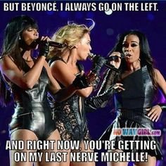 LMAO! Everyone Is Like Poor Michelle After The Super Bowl - NoWayGirl
