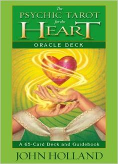 Psychic Tarot For The Heart Oracle Card - Google Search