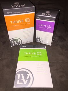 Just got my order in!! Help me help you live a better life with thrive!!  www.thriveforu.com
