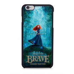 Disney Merida Brave Case available for Iphone 4/5S/5C/6/6+,Samsung Galaxy S3/S4/S5/S6 Edge, and HTC One M 7/8 ! on daizzystuff.com/