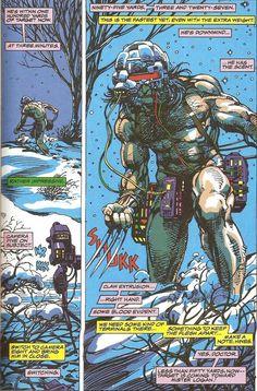 Weapon X •Barry Windsor-Smith