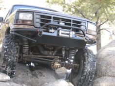 """for bronco off road bumper 