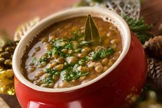 Roasted Winter Squash with Lentils   The Dr. Oz Show