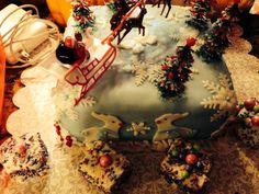 Pastel navideño