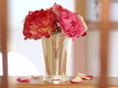 metal vase different heights - Google Search