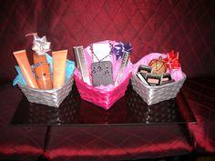 Mary Kay Gift Basket Ideas - Christmas, birthday, wedding and baby shower!  www.marykay.ca/nicolepoirier
