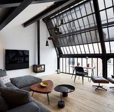 les 25 meilleures id es de la cat gorie chemin es d 39 angle sur pinterest coin manteau chemin e. Black Bedroom Furniture Sets. Home Design Ideas