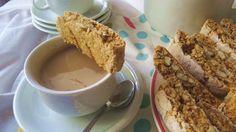 Picoteando ideas | Juego de bloguer@s 2.0: Biscotti de almendra