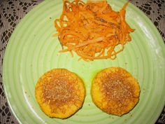 Burger di tofu e carote – Vegan blog – Ricette Vegan – Vegane – Cruelty Free