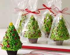 christmas rice krispies - Google Search