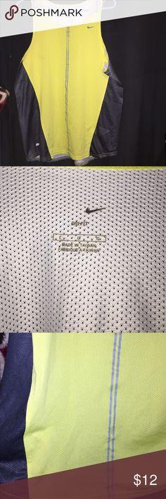 Nike Drifit Nike Tank Top. Never worn. Nike Tops Tank Tops