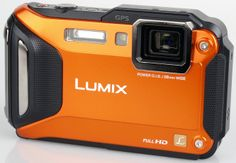 Waterproof/Shockproof Panasonic Lumix
