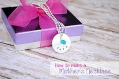 20 Mothers Day Gifts (Handmade Jewelry) - Craftionary