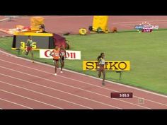 Oromo athlete Genzebe Dibaba wins 1500m Women's Final - IAAF WC Beijing 2015 HD