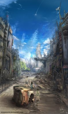 Playground by *MeganeRid on deviantART