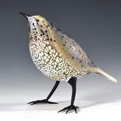 Art Glass Bird - Shane Fero (from pismoglass.com)