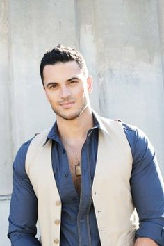 Luciano Costa - the face model for Kaidan Alenko from the Mass Effect games.