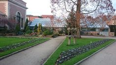De Kruidtuin van Leuven is de oudste botanische tuin van België en zeker de moeite waard om te bezoeken.