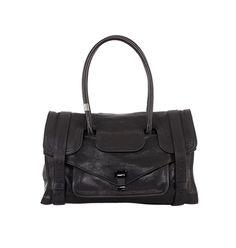 Proenza Schouler PS1 Keep-All Bag Black