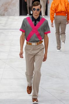 Louis Vuitton Spring 2015 Menswear Collection Slideshow on Style.com