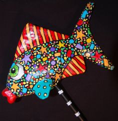 paper mache christmas gifts - Google Search