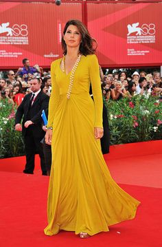 Stunning Marios Schwab dress