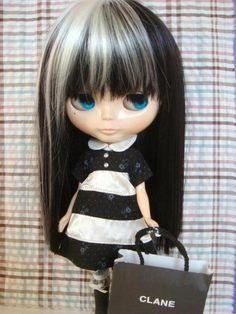 Blythe Doll | blythe boneca uma boneca blythe personalizada blythe pronunciado ...