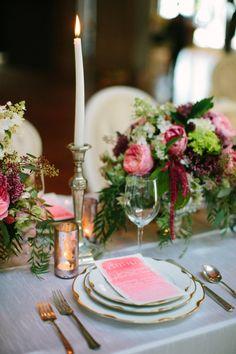 Jewel toned pretty: http://www.stylemepretty.com/washington-weddings/seattle/2015/03/23/jewel-toned-wedding-inspiration/ | Photography: Ali Mae - http://www.alimaephoto.com/