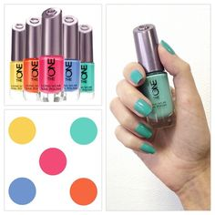 The One Long Wear Nail Polish available in 15 shades. Available to Pre-order #wholesale or #retail Ask us for a catalogue or call 08033818007.