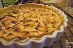 La tarte normande aux accents créoles... | Une geekette en cuisine