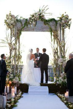 david tutera wedding decor   Amazing chuppah. David Tutera.   Wedding & Event Decor