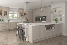 Stanbury Cashmere Kitchens - Buy Stanbury Cashmere Kitchen Units at Trade Prices