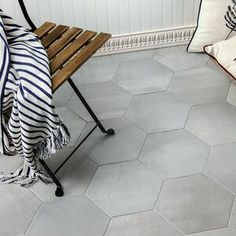 "Ivy Hill Tile Langston 10"" x 11"" Porcelain Concrete Look Wall & Floor Tile & Reviews 