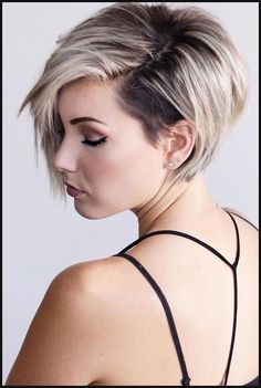 24 Long Pixie Cut Looks For The New Season | Long pixie cuts, Long ... | Einfache Frisuren