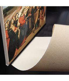"""2Oil on Canvas"""" - Vuoi stampare un quadro d'autore in superlativa qualità? www.rananet.it"""