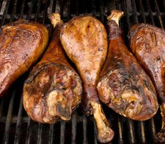 How To Make Caveman Pops (aka Roasted Turkey Legs) | Chicken Recipes ...