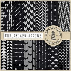 FREE DOWNLOAD Chalkboard Arrows Paper - Follow these four simple steps to receive it for FREE: 1. Visit our store: http://northseastudio.etsy.com 2. Find your favourite item and send us a link via email: STUDIONORTHSEA@GMAIL.COM 3. Just wait, you'll recieve dropbox link where you can download your files. 4. Don't forget to like us and share these exciting news with your friends. *Remember, each person can download only one product.