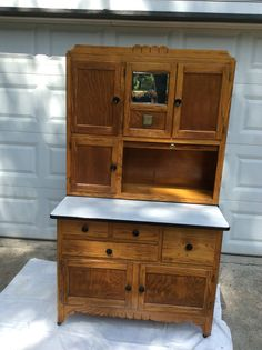 Latest Edition H. J. Scherich MFG Co Kitchen Cabinet