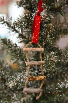 Day 6: Jacob's Ladder, a ladder - Jesse Tree