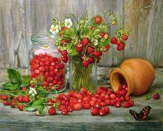Gallery.ru / Фото #14 - Щедрые дары природы художницы Екатерины Калиновской - Anneta2012