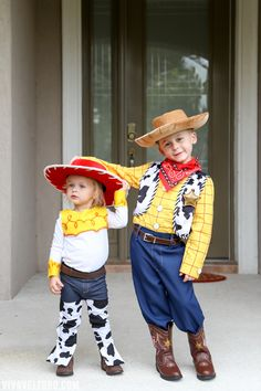 He just had to have this Woody costume from They even had all the  accessories to match! It was See how to make this Jessie from Toy Story  costume. 7136b7da77d1